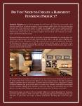 Do You Need to Create a Basement Finishing Project? PowerPoint PPT Presentation