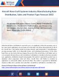 Aircraft Nose Craft Systems Industry Manufacturering Cost, Share, Size Forecast 2022 PowerPoint PPT Presentation