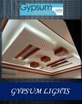 Gypsum Lights PowerPoint PPT Presentation