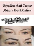 Excellent Bali Tattoo Artists Work Online PowerPoint PPT Presentation