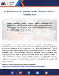 Graphic Processors Market production,consumption, Sales Forecast 2017-2022 PowerPoint PPT Presentation