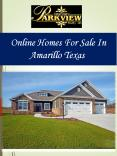 Online Homes For Sale In Amarillo Texas