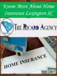 Know More About Home Insurance Lexington SC PowerPoint PPT Presentation