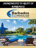 Apartments To Rent In Barbados PowerPoint PPT Presentation