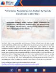 Performance Analytics Industry Share, Analysis,revenue Forecast 2017-2022 PowerPoint PPT Presentation