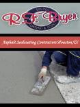 Asphalt Sealcoating Contractors Houston,TX PowerPoint PPT Presentation