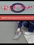 Asphalt Sealcoating Contractors Houston,TX PowerPoint PPT Presentation