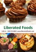 Coffee Flavored Cupcake | Liberated Foods PowerPoint PPT Presentation