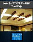 Get Gypsum Board Ceiling PowerPoint PPT Presentation