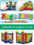 Inflatable Air Jumpers For Sale