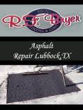 Asphalt Repair Lubbock,TX PowerPoint PPT Presentation
