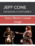 Fancy Theatre Costume Design PowerPoint PPT Presentation