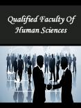 Qualified Faculty Of Human Sciences PowerPoint PPT Presentation