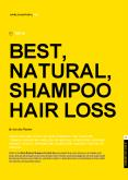 Natural Hair Loss Shampoo PowerPoint PPT Presentation