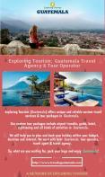Exploring Tourism: Guatemala tour operator & Guatemala travel agent PowerPoint PPT Presentation