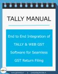 End to End Integration of TALLY & WEB GST Software for Seamless (1) PowerPoint PPT Presentation