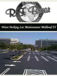 Want Parking Lot Maintenance Midland,TX PowerPoint PPT Presentation