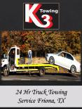 24 Hr Truck Towing Service Friona, TX PowerPoint PPT Presentation