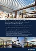 Aerotech Opening Louvred Roof System PowerPoint PPT Presentation