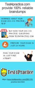 100% verified 200-310 Practice Test Questions PowerPoint PPT Presentation