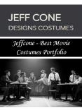 Jeffcone - Best Movie Costumes Portfolio PowerPoint PPT Presentation