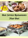 Best Service Restaurants Near Bwi PowerPoint PPT Presentation
