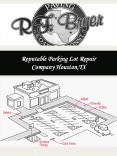 Reputable Parking Lot Repair Company Houston,TX PowerPoint PPT Presentation