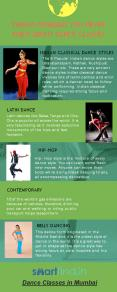 Things probably you never knew about dance classes PowerPoint PPT Presentation