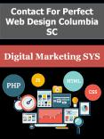 Contact For Perfect Web Design Columbia SC PowerPoint PPT Presentation