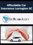 Affordable Auto Insurance Lexington SC PowerPoint PPT Presentation