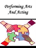 Performing Arts And Acting Course PowerPoint PPT Presentation