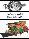 Looking For Asphalt Repair Lubbock,TX PowerPoint PPT Presentation