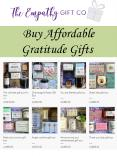 Buy Affordable Gratitude Gifts