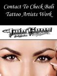 Contact To Check Bali Tattoo Artists Work PowerPoint PPT Presentation