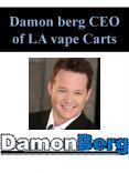 Damon berg CEO of LA vape Carts PowerPoint PPT Presentation