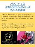Limo Service Vancouver PowerPoint PPT Presentation