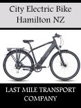 City Electric Bike Hamilton NZ PowerPoint PPT Presentation
