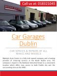 Car Garages Dublin PowerPoint PPT Presentation