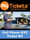 Cell Phone NYC Ticket NY PowerPoint PPT Presentation