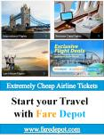 Extremely Cheap Airline Ticket PowerPoint PPT Presentation