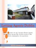 Letting Agents Dublin PowerPoint PPT Presentation