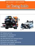 Car Towing Dublin PowerPoint PPT Presentation
