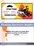 Towing Services Dublin PowerPoint PPT Presentation