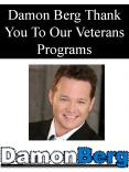 Damon Berg Thank You To Our Veterans Programs PowerPoint PPT Presentation