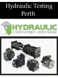 Hydraulic Testing Perth PowerPoint PPT Presentation