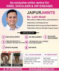 Jaipurjoints is one of the leading Clinic in Jaipur, offers the best orthopedic & frozen shoulder treatment. PowerPoint PPT Presentation
