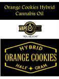 Orange Cookies Hybrid Cannabis Oil PowerPoint PPT Presentation