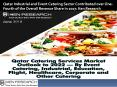 IFS Catering Market Share Qatar, Catering Services Revenue Qatar-Ken Research PowerPoint PPT Presentation