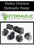 Parker Denison Hydraulic Pump PowerPoint PPT Presentation