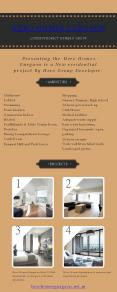 Top Luxurious Apartments Hero Homes In Gurgaon PowerPoint PPT Presentation